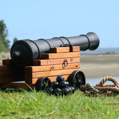 Stunning Pirate Cannon