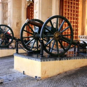 non firing cannons
