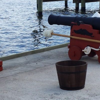 Naval or Revolutionary Cannon from Cannons Direct