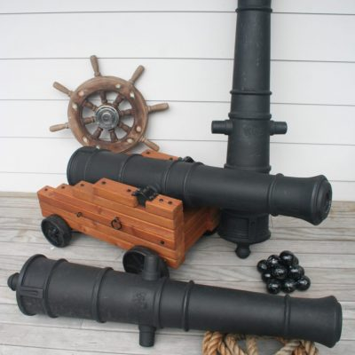Pirates Cannons